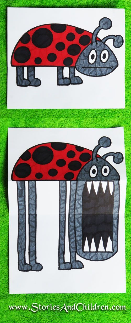 Surprise Art Project for Kids Art 4 H Pinterest Plástica