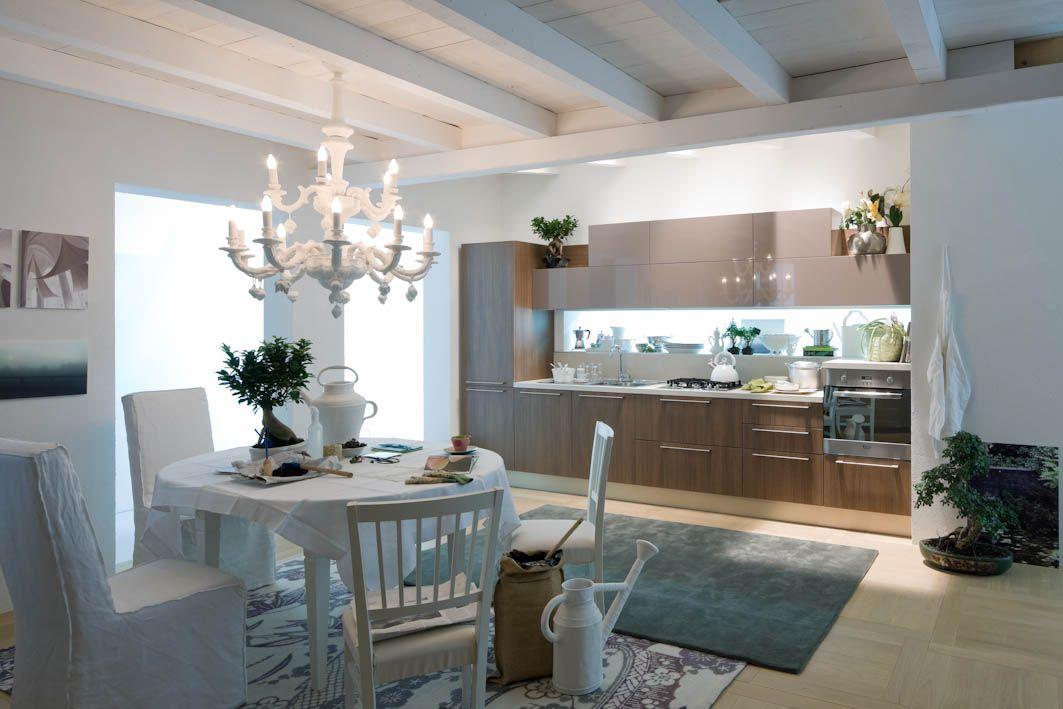 Get the Veneta Cucine Carrera kitchen in Naples, exclusive from ...