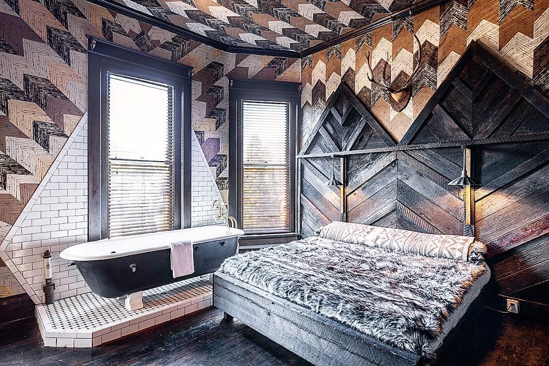 Urban Cowboy bed and breakfast has two locations