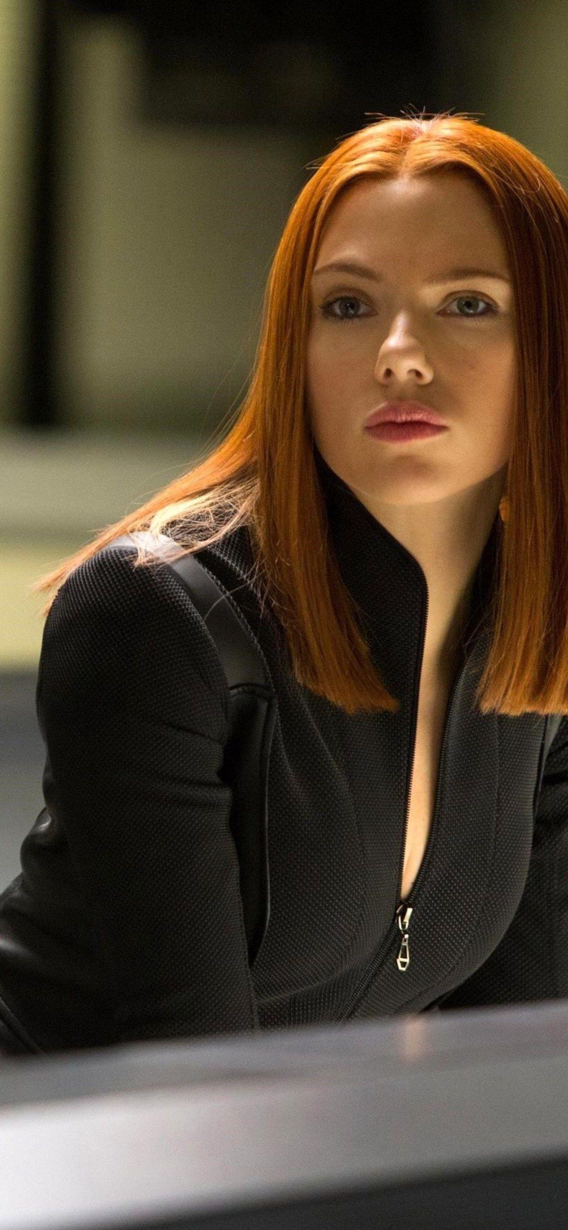 1125x2436 Scarlett Johansson In Romanoff Movie Iphone Xs Iphone 10