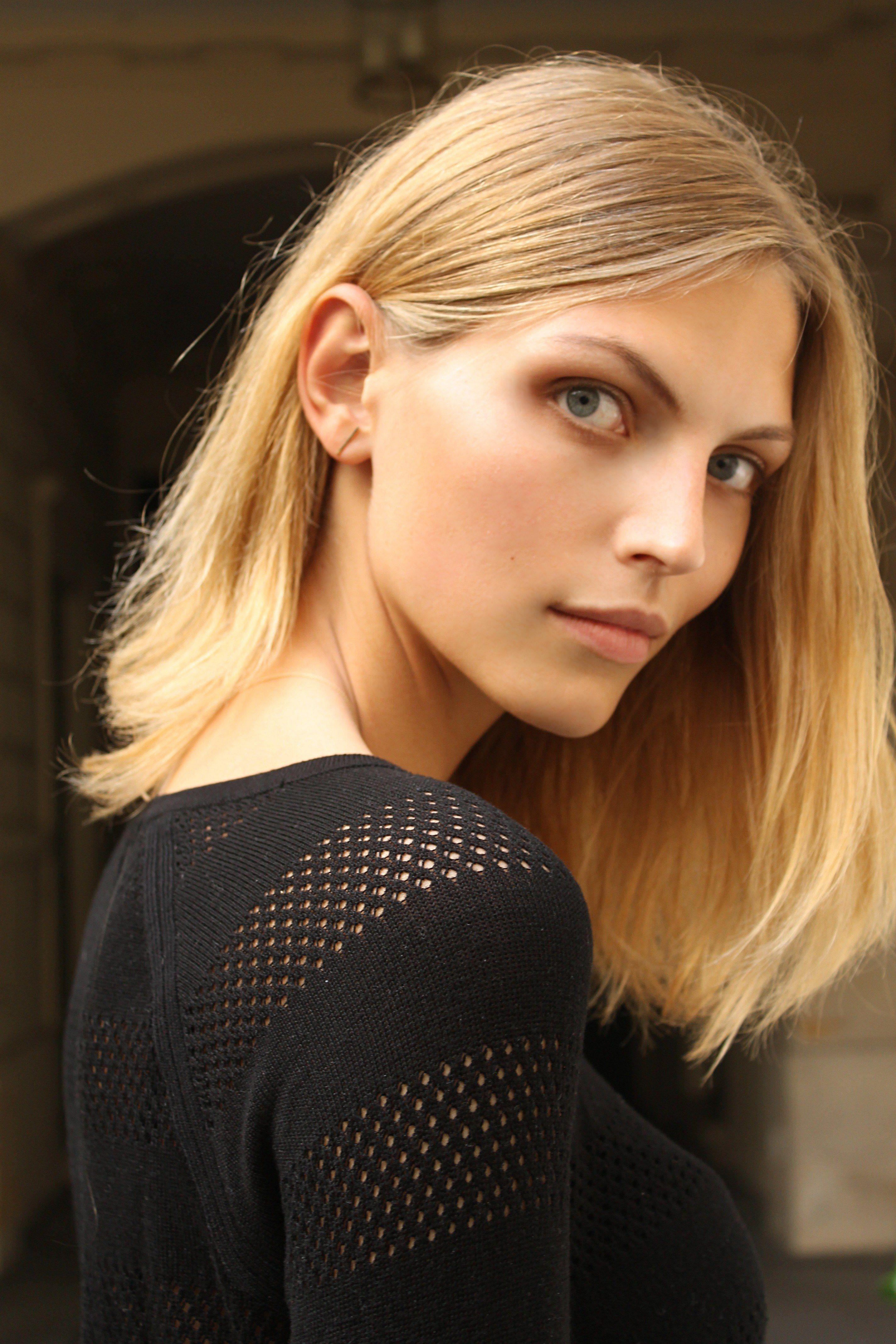 Fashion week Ellingson lindsay makeup line for girls