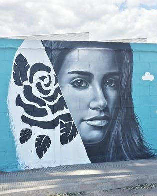 Xolaka in Vila-real, Spain, 2017
