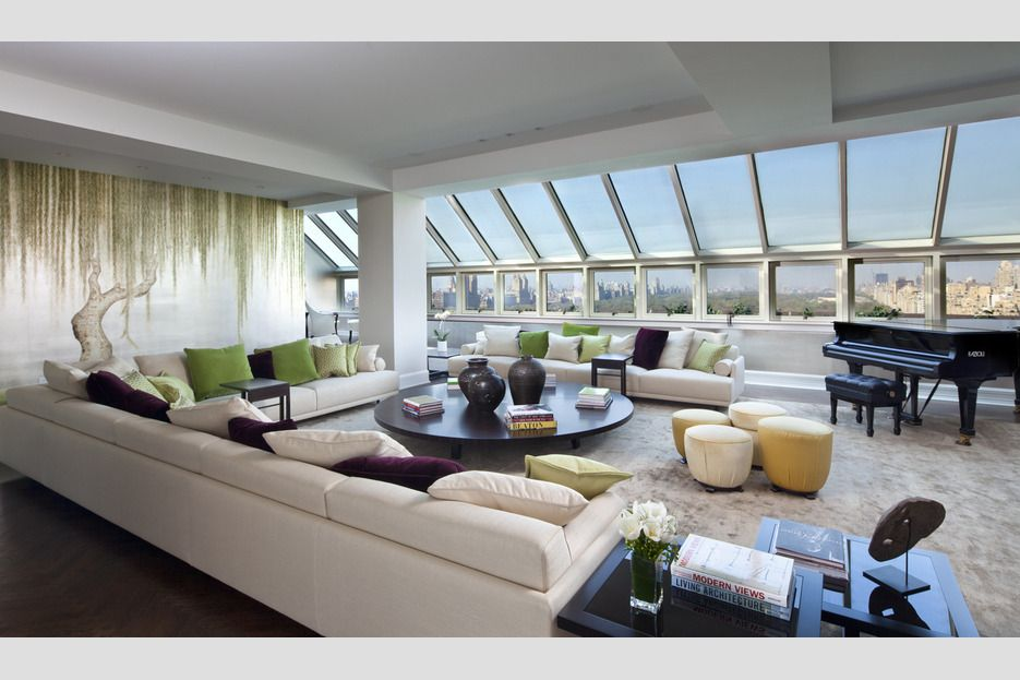 New York Luxury Penthouses   Bing Images