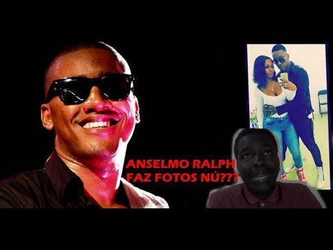Anselmo Ralph faz fotos Nú