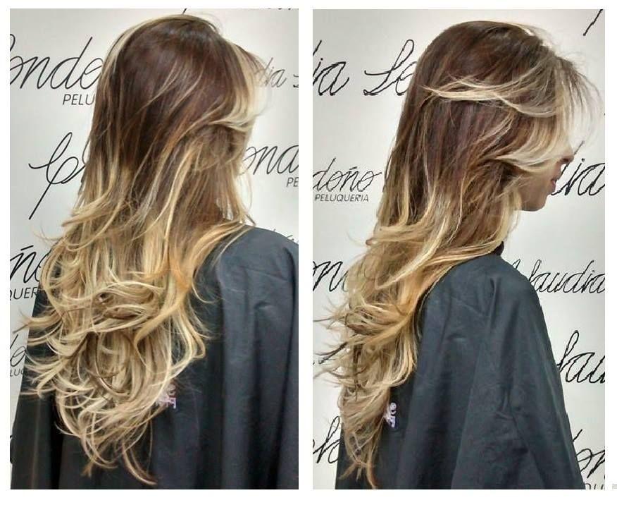 Deseas un nuevo look para tu cabello en claudia londo o peluquer a te ense amos las ltimas - Nuevo estilo peluqueria ...