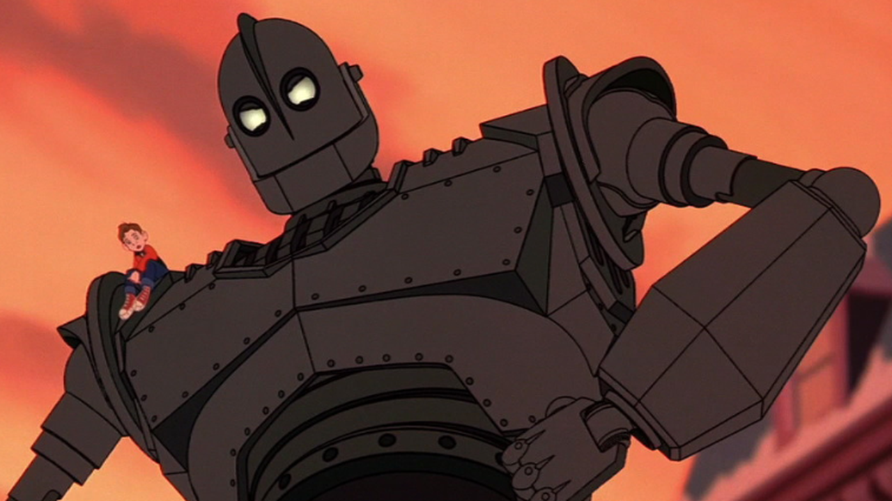 The Iron Giant' and the Superman Moment - That Moment In