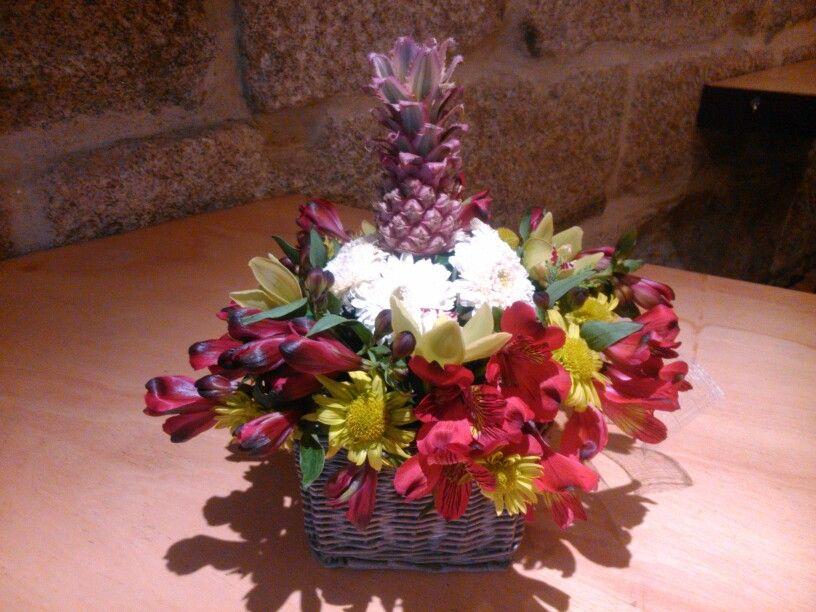 Centro ananas mini