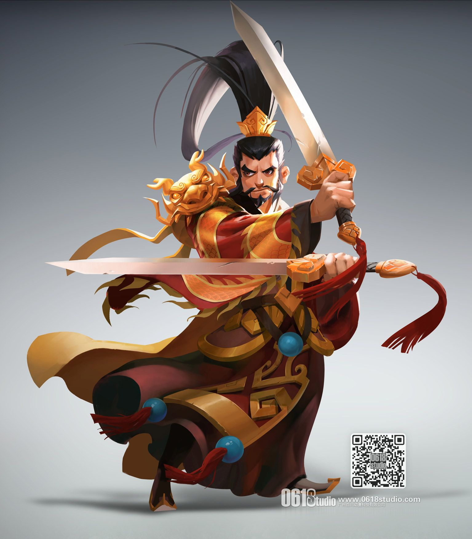 Pin by Kevin May on 东方设计(角色,场景,实拍元素) Character