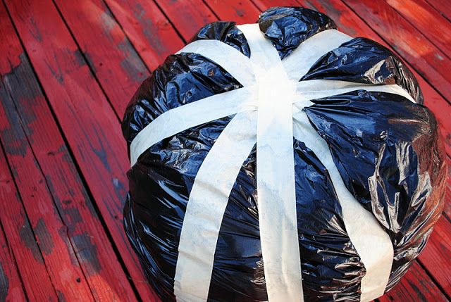 Dahlhart Lane: How to make a Giant Pumpkin