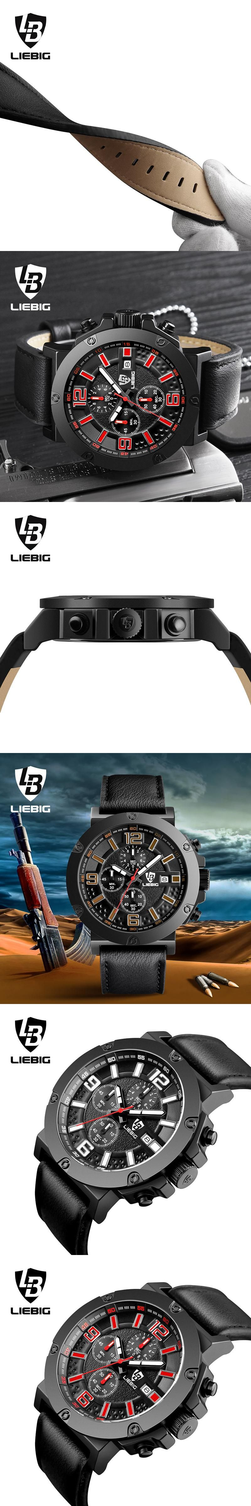 s classic watches waterproof dress casual analog men quartz watch wrist products mens simple big business face