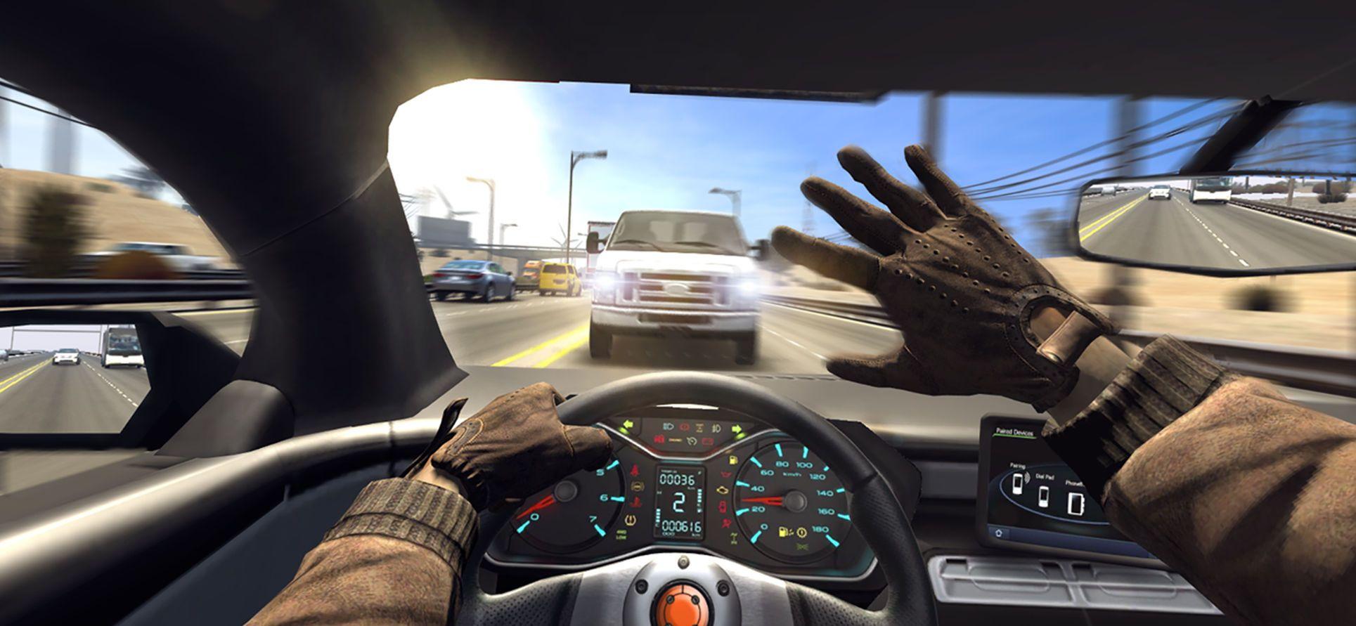 Traffic Tour ArcadeRacingappsios Game app, Gaming