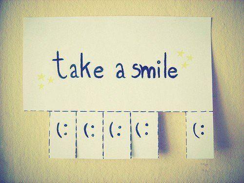 take a smile:)
