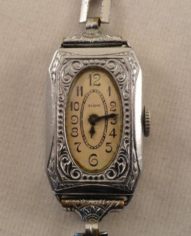 dating elgin wrist watches Marks found in watch cases such as  case marks: marks in watch cases  many american watches were imported into britain as bare movements and cased with.