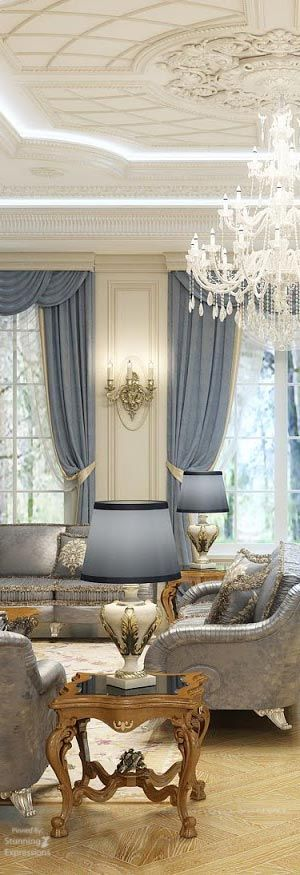 Classic Style   Elegant Rooms   Pinterest   Classic style, Living ...
