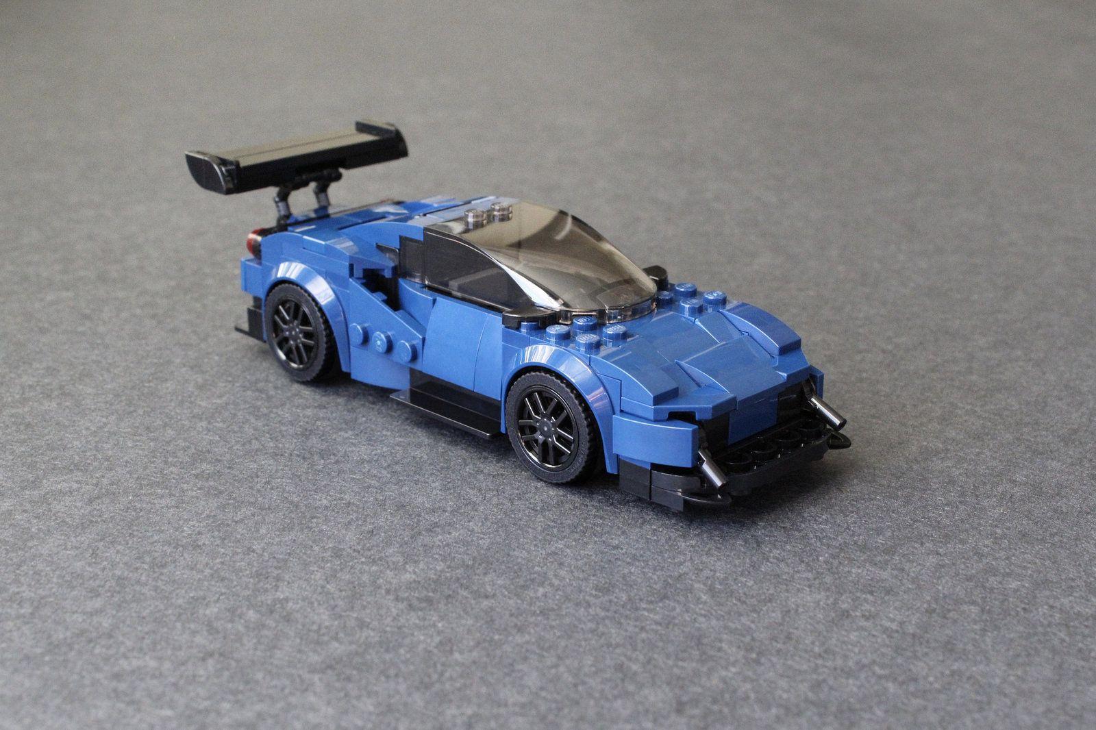 75886 Ferrari 488 Gt3 Corsa Dbx Lego Cars Ferrari Ferrari 488