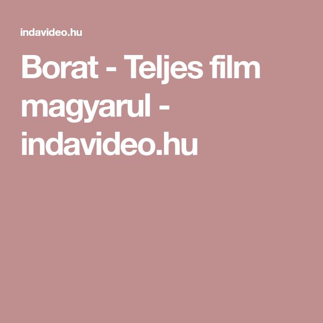 Borat teljes film magyarul indavideo filmek pinterest films borat teljes film magyarul indavideo ccuart Gallery
