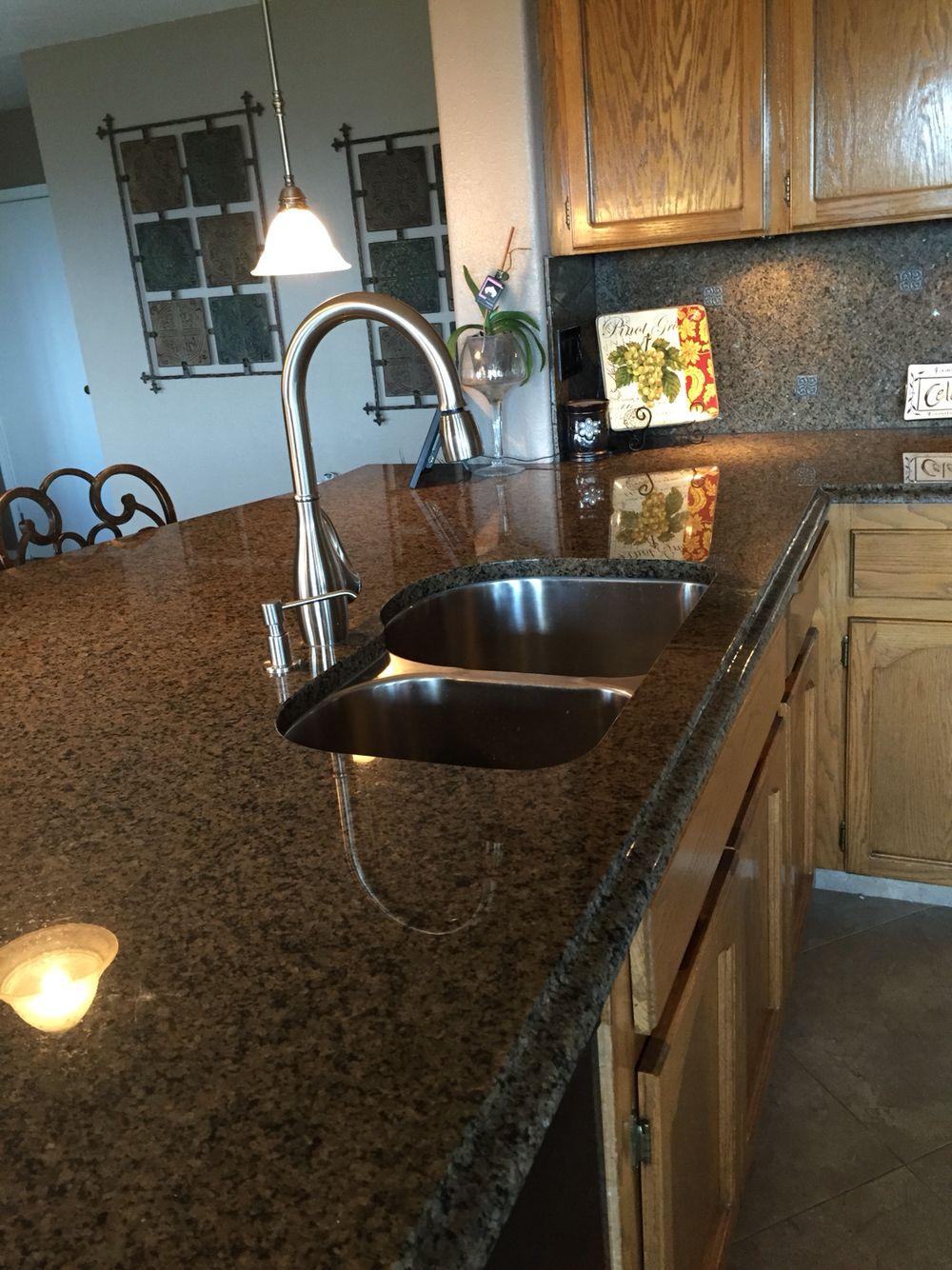 Best Tropical Brown Granite Countertop Brown Granite 400 x 300