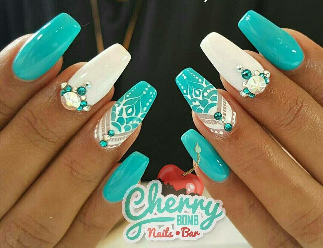 Pin by Evecita Bohórquez on Nails | Pinterest | Gorgeous nails, Pedi ...