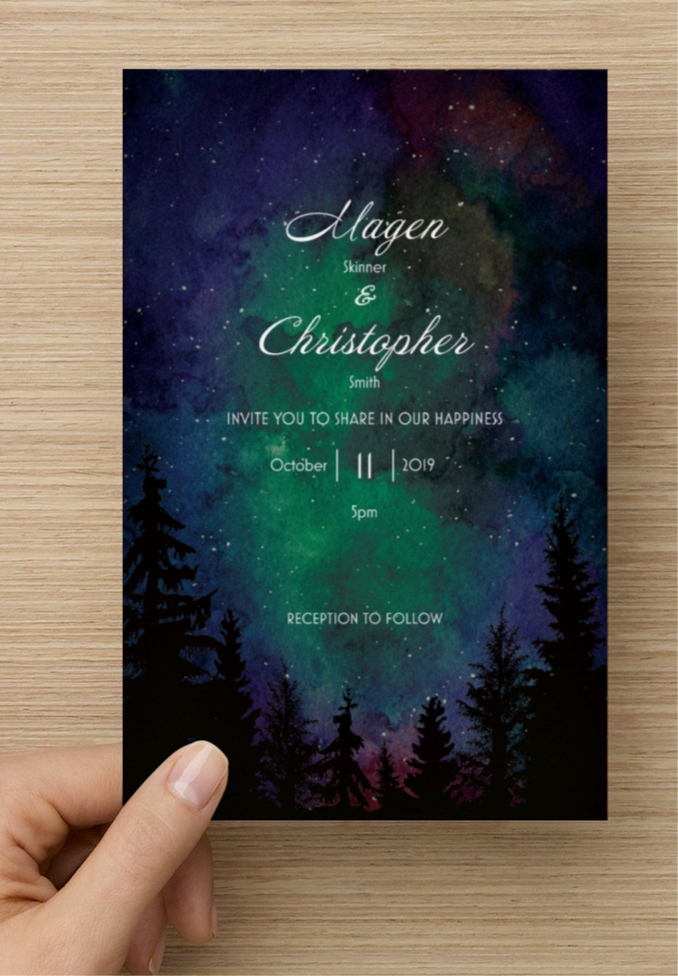 Review Your Design Invitations, My wedding, Our wedding