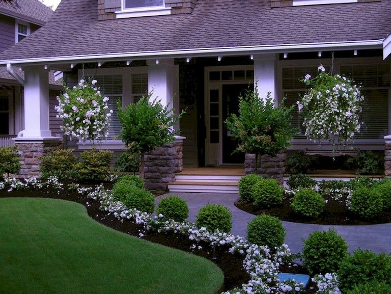 35 smart low maintenance front yard landscaping ideas on modern front yard landscaping ideas id=91837