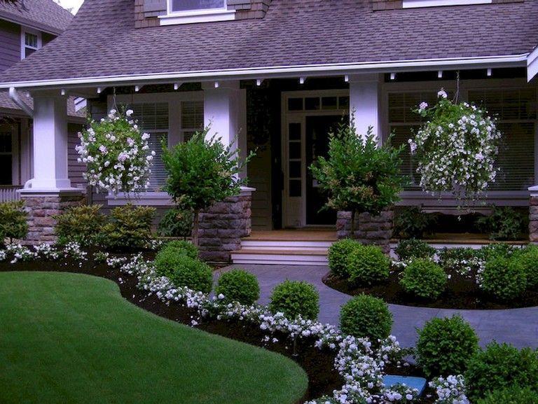 35 Smart Low Maintenance Front Yard Landscaping Ideas Frontyard
