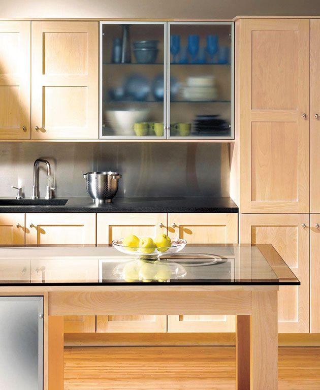 Oak Shaker Kitchen Cabinets: Limed Oak Kitchen Cabinets - Google Search