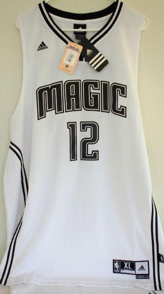 de57d6ee9c7d Orlando Magic Dwight Howard Adidas Black White Jersey Sz XL+2 Special  Edition  adidas  OrlandoMagic
