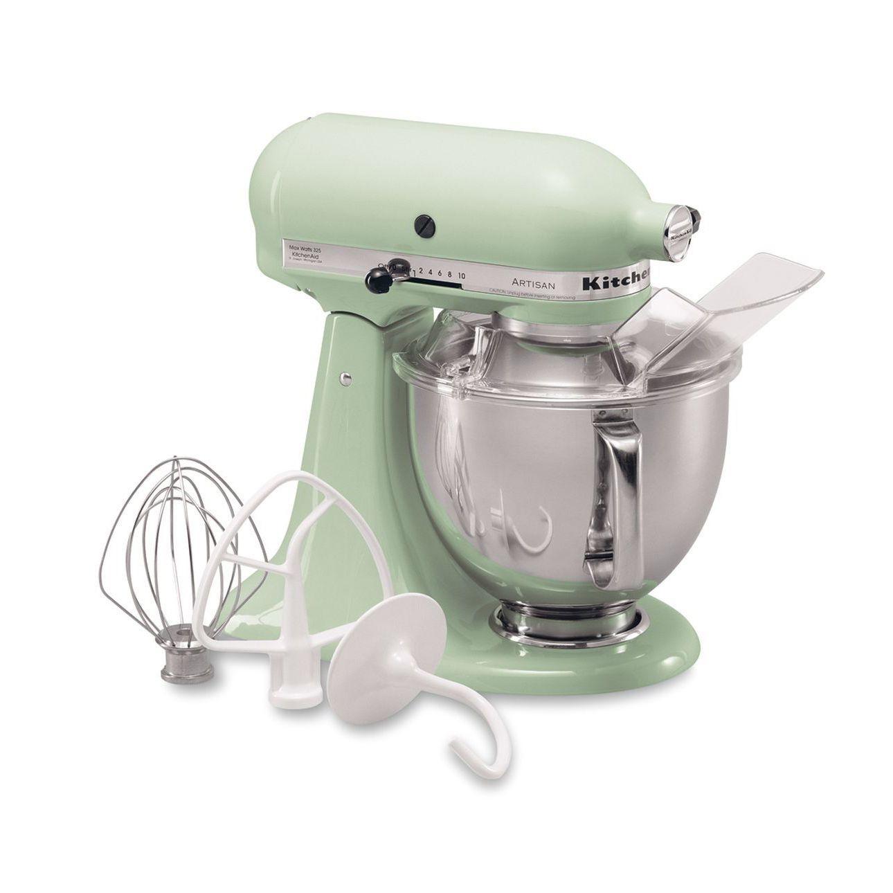 Kitchenaid artisan mixer pistachio 48 litre