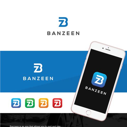 Create The Coolest Logo For A Renting App