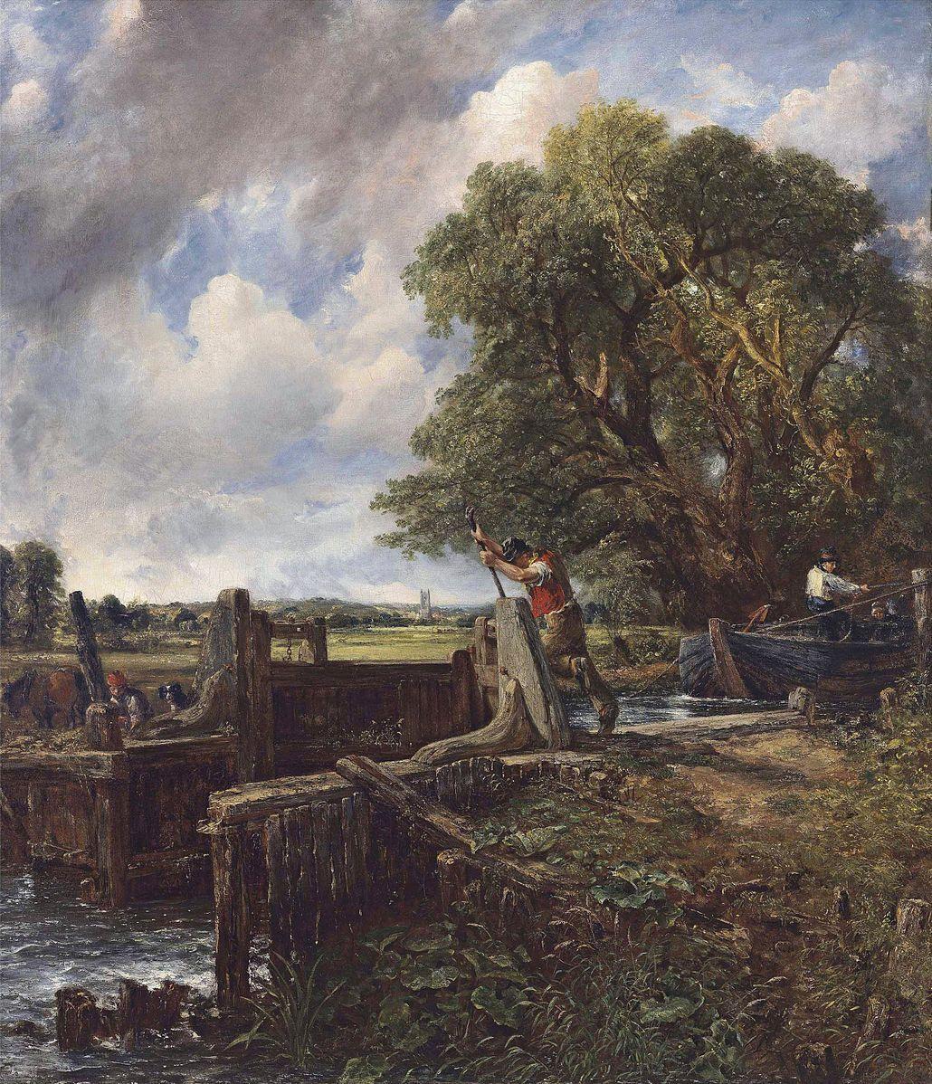 John Constable - The Lock.jpg