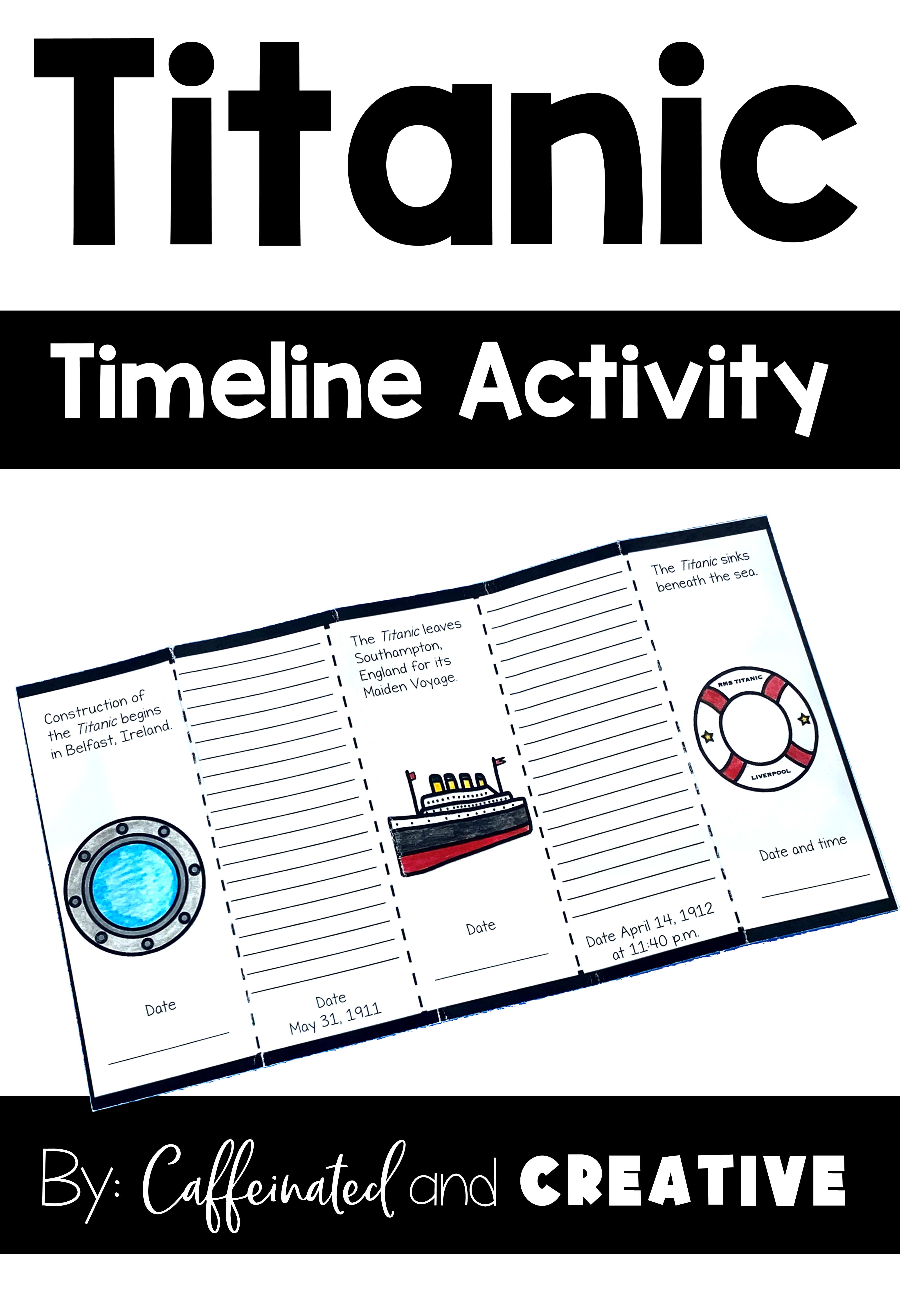 Titanic An Interactive Unit In