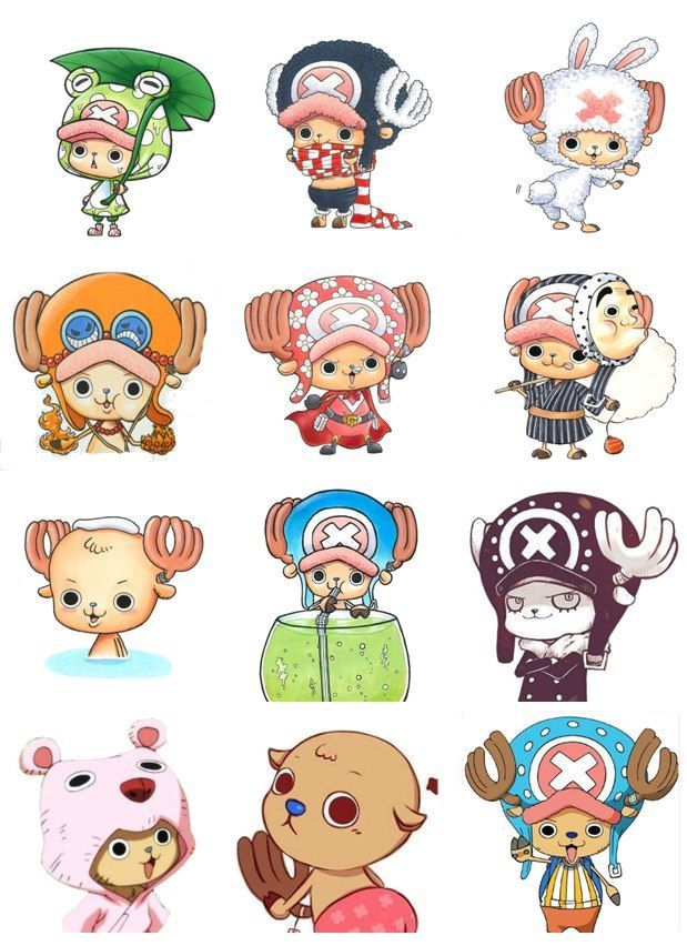 One piece tony tony chopper cosplay is baeee tap the - Dessin one piece chopper ...