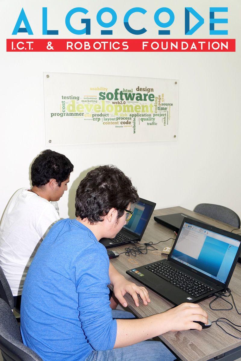 Teaching Algorithm Programming And Robotics At Www Algocode Org