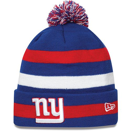 b2081718797 ... real mens new era new york giants on field sport knit hat nflshop 35b8e  107a4