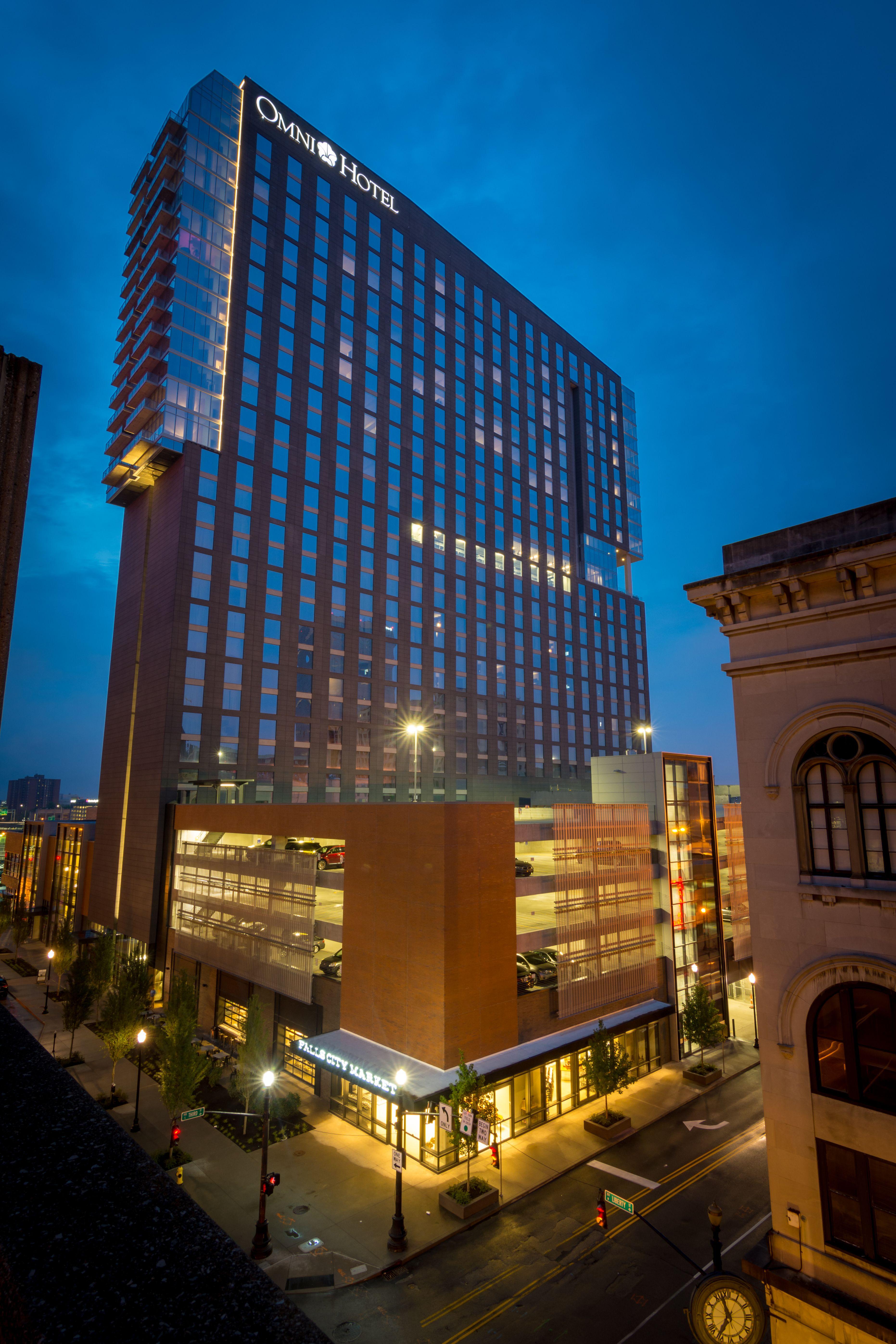 The Omni Hotel Louisville Louisville Hotels Omni Hotel