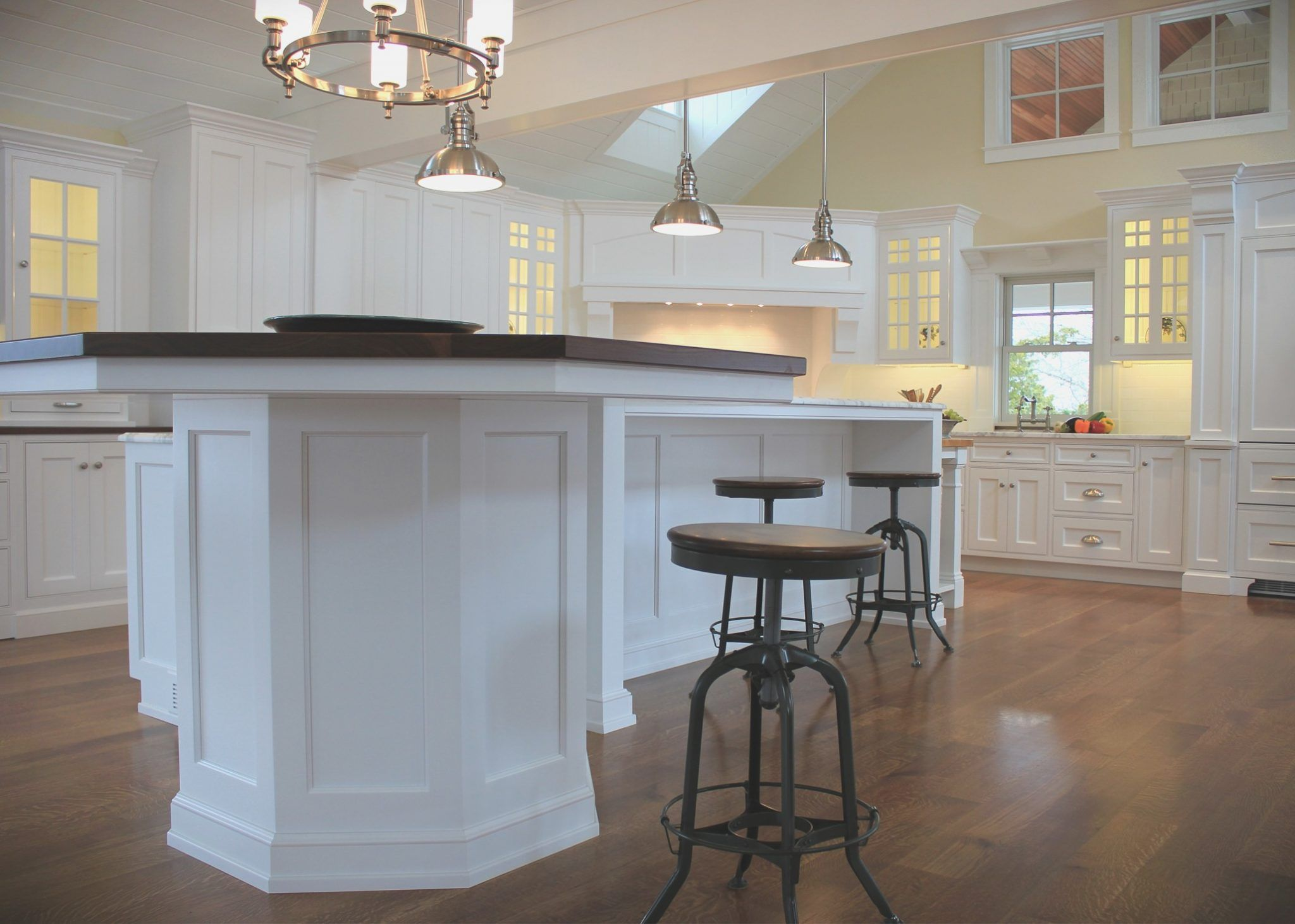 Large Kitchen island with Seating - diy large kitchen island with ...