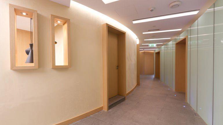 Swiss Bureau Interior Design Designed Banque Mirabaud Dubai