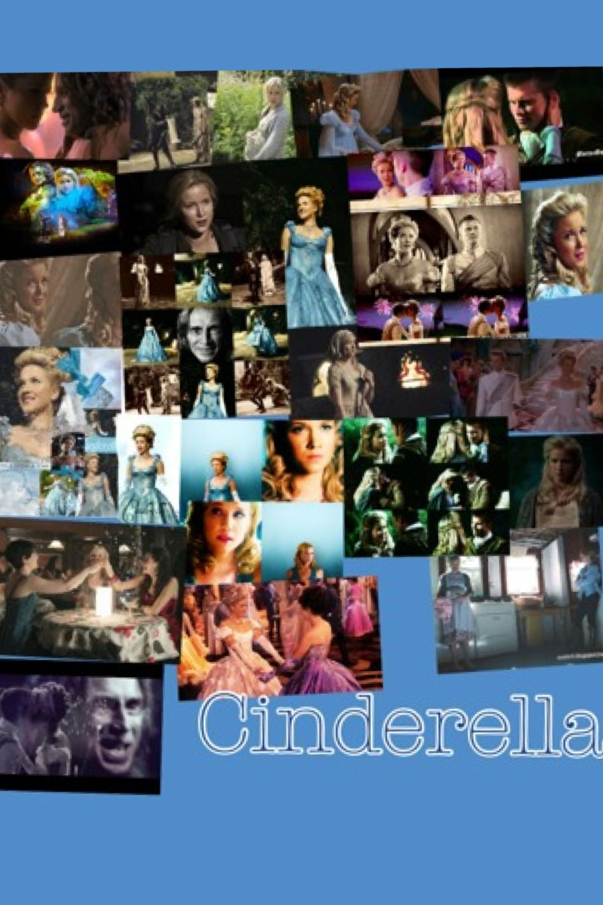 Cinderella/ Ella- once Upon A Time!