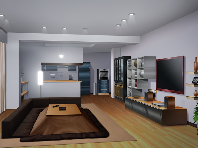 Appartement Anime Background Anime Background Episode