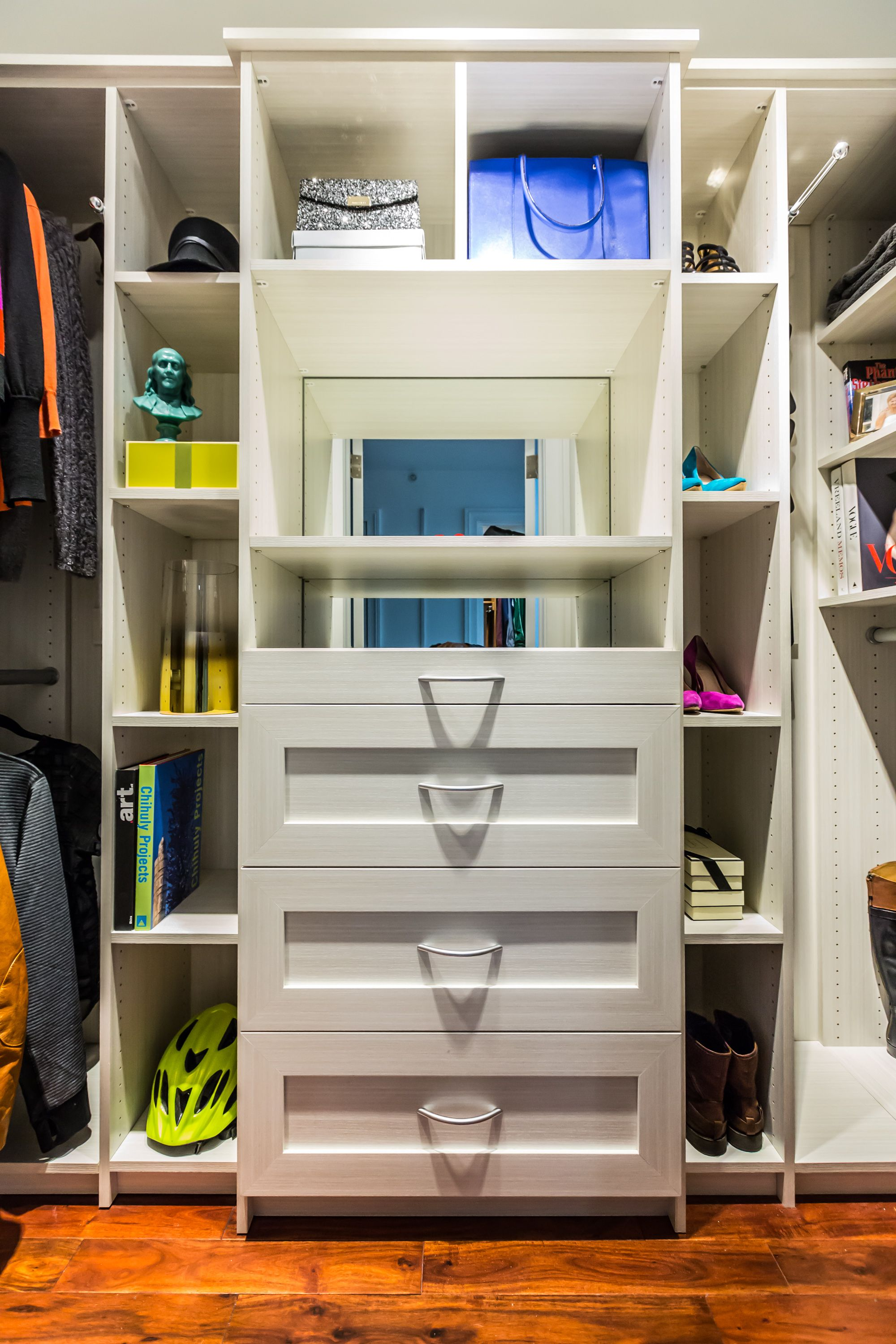 Gentil Awesome #closet Design From CBD SE Penn!