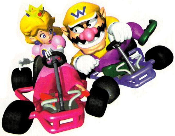 Wario Ramming Peach Mario Kart 64 Mario Kart Nintendo Princess