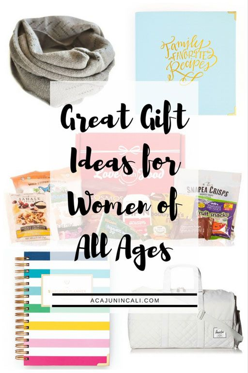 Great Gift Ideas For Women 2