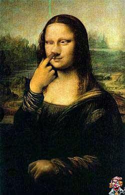 Mona Lisa - Piece Of Art (9)
