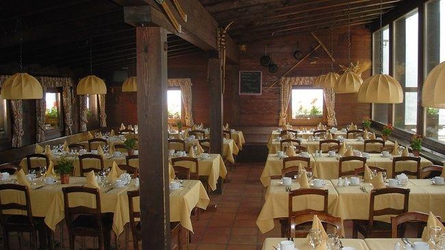 Bergrestaurant Trutz Hütte, St. Moritz