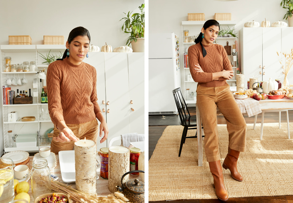 How to Host an Extra-Cozy Friendsgiving - Man Repeller