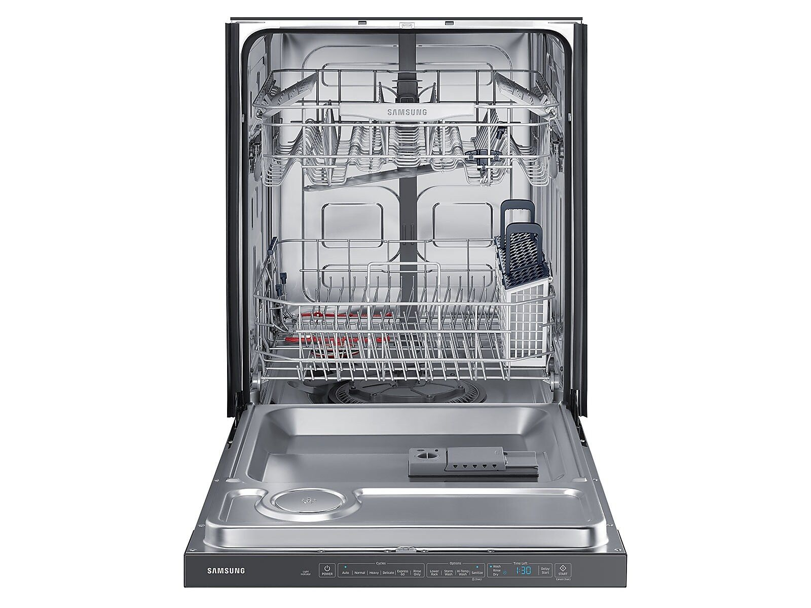 Samsung Top Control Dishwasher With Stormwash Fingerprint