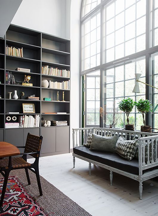 Hemnetgodis på Björngårdsgatan i Stockholm - #decor #design #home #interior #interiors