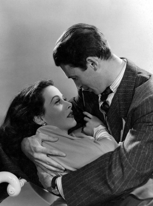 Classic Hollywood Hedy Lamarr James Stewart Classic Hollywood Hedy Lamarr Romance Movies