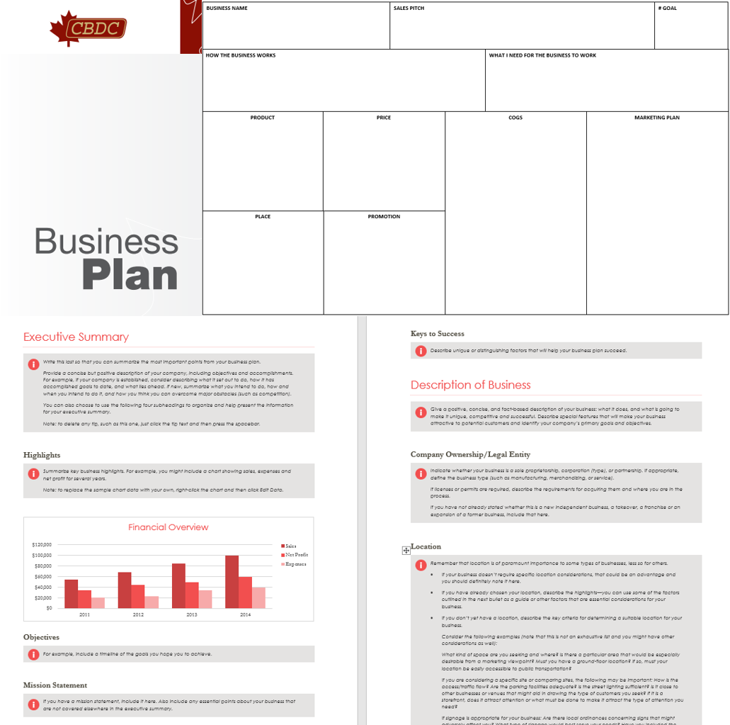 3 Business Plan Templates Business Plan Template How To Plan Business Planning