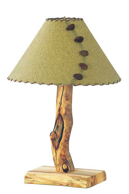 Rustic table lamps on rustic aspen pine log pub tables log gun rustic table lamps on rustic aspen pine log pub tables log gun cabinets log lamps aloadofball